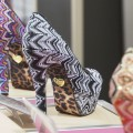 Printed heels and pumps will trend this fall allowing outfits to splurge in fun colors and designs.