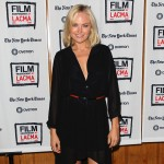 Malin Akerman seen at Film Independent at LACMA's presentation of 'Hotel Noir' at the Bing Theatre at LACMA in Los Angeles on September 25, 2012