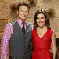 Access Hollywood Live — Billy Bush and Kit Hoover