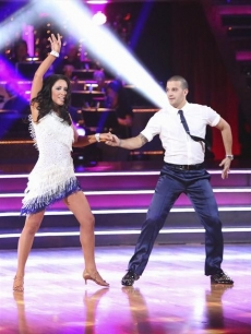 Bristol Palin and Mark Ballas perform on 'Dancing with the Stars: All-Stars,' Week 1, Sept. 24, 2012