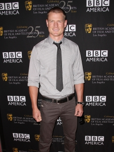 Philip Winchester attends BAFTA LA TV Tea 2012 Presented By BBC America at The London Hotel Hollywood on September 22, 2012