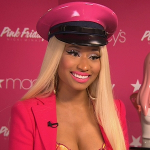 Nicki Minaj: I Wanted A 'Universal' Scent For Pink Friday Scent For Pink Friday