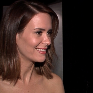 Sarah Paulson Talks American Horror Story Season 2 - Emmy 2012 Gift Lounge