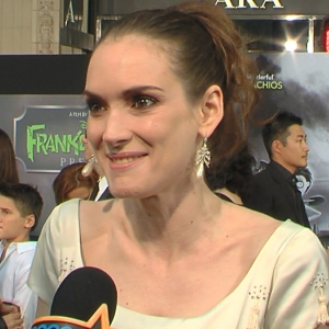 Winona Ryder: Frankenweenie Is A 'Masterpiece'