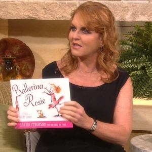 Sarah Ferguson Talks Ballerina Rosie & Living With Her Ex-Husband