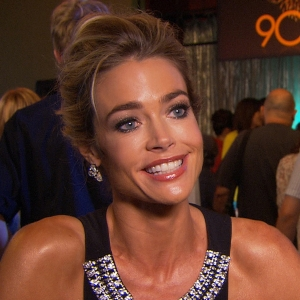 Denise Richards Dishes On 90210's 100th Episode