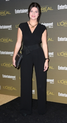 Casey Wilson arrives at the 2012 Entertainment Weekly Pre-Emmy Party at the Fig &amp; Olive in West Hollywood on September 21, 2012 