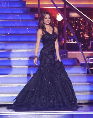Brooke Burke Charvet on &#8216;Dancing with the Stars: All-Stars,&#8217; Week 1, Sept. 24, 2012