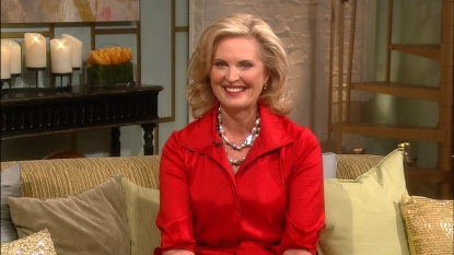 Ann Romney Talks Possible First Lady Initiatives & Being A Grandmother To 18 Kids