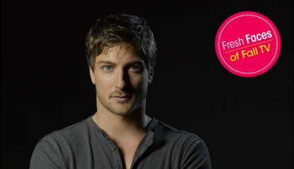 AccessHollywood.com Fresh Faces of Fall TV — Meet Daniel Lissing from ABC's 'Last Resort'