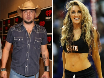 Jason Aldean / Brittany Kerr 