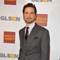 Matt Bomer arrives at the 8th annual GSLEN Respect Awards at Beverly Hills Hotel on October 5, 2012 in Beverly Hills, Calif.