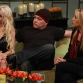 'Couples Therapy' duo Courtney Stodden and Doug Hutchison stop by Access Hollywood Live on October 8, 2012.