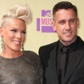 2012 MTV Video Music Awards: Pink &amp; Carey Hart&#8217;s Night Out