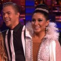 Shawn Johnson and Derek Hough, Bristol Palin and Mark Ballas