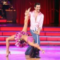 Melissa Rycroft and Tony Dovolani perform during Week 3 of 'Dancing With The Stars: All-Stars,' Oct. 8, 2012