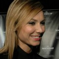 Stacy Keibler at The Macallan Masters of Photography collection, featuring photographs shot by Annie Leibovitz, New York City, Oct. 10, 2012