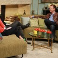 &#8216;Amazing Race&#8217; host Phil Keoghan chats with Billy Bush and Kit Hoover on Access Hollywood Live on October 11, 2012