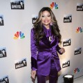 La Toya Jackson attends the 'Celebrity Apprentice All Stars' Season 13 Press Conference at Jack Studios, New York City, on October 12, 2012