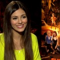 Victoria Justice: Fun Size Is Like &#8216;Adventures In Babysitting Meets Super Bad&#8217;