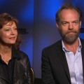 Cloud Atlas: Can Susan Sarandon &amp; Hugo Weaving Name All Of Their Characters?
