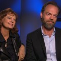 Susan Sarandon &amp; Hugo Weaving Discuss Their Cloud Atlas Transformations