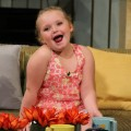 Alana Thompson &#8212; aka Honey Boo Boo &#8212; visits Access Hollywood Live on October 16, 2012