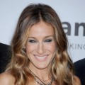 Sarah Jessica Parker arrives at amfAR's 3rd Annual Inspiration Gala at Milk Studios on October 11, 2012 in Los Angeles