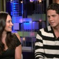 JD Pardo Talks Playing A Half-Vampire/Half-Human In Breaking Dawn - Part II