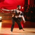 Kelly Monaco and Valentin Chmerkovskiy perform contemporary during Week 4 of 'Dancing with the Stars: All-Stars,' Oct. 16, 2012