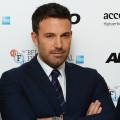 Ben Affleck is seen looking dapper at the gala premiere of 'Argo' during the 56th BFI London Film Festival in London on October 17, 2012