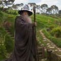 Ian McKellen as Gandolf in New Line Cinema's 'The Hobbit: An Unexpected Journey'