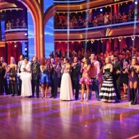 The cast during Week 3 of 'Dancing With The Stars: All-Stars,' Oct. 8, 2012