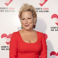 Bette Midler attends the God's Love We Deliver 2012 Golden Heart Awards Celebration at Cunard Building, New York City, on October 15, 2012