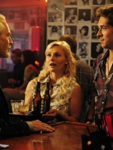 Gunnar (Sam Palladio) and Scarlett (Clare Bowen) on ABC's 'Nashville'