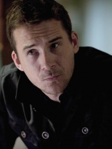 Barry Sloane as Aiden Mathis in ABC's 'Revenge'