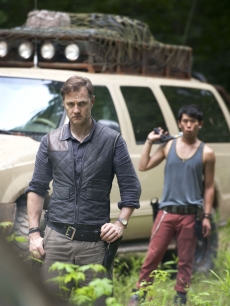David Morrissey as The Governor in Season 3 of AMC&#8217;s &#8216;The Walking Dead&#8217;