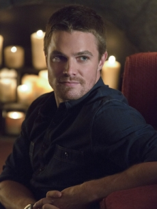 Stephen Amell as Oliver Queen in 'Arrow,' Episode 2, Season 1 — 'Honor Thy Father'