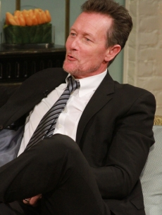 Robert Patrick stops by Access Hollywood Live on October 17, 2012