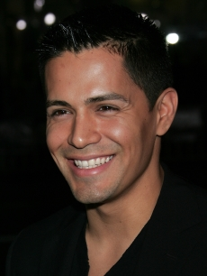 Jay Hernandez arrives at the &#8216;Nothing Like The Holidays&#8217; premiere at the Grauman&#8217;s Chinese Theater, Los Angeles, on December 3, 2008
