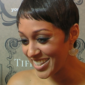 Tia Mowry Talks Sister's Pregnancy & Reacts To Bloggers Criticizing The Way Her Son Looks
