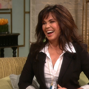 Marie Osmond Shows Off Her Halloween Scream