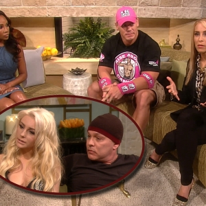 Controversial Couple Courtney Stodden &amp; Doug Hutchison - Access Hollywood Live Guests Weigh In