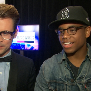 Tristan Wilds Talks Celebrating 90210's 100th Episode