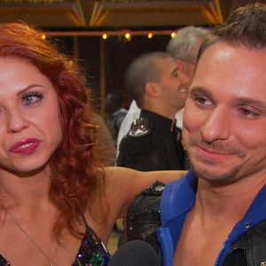 Drew Lachey: 'It Sucks' To Be Eliminated On Dancing With The Stars: All  Stars