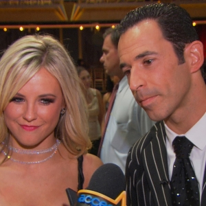 Helio Castroneves Discusses His 'Mixed Feelings' On His Dancing Elimination