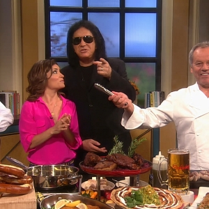 Gene Simmons & Wolfgang Puck Team Up For AEG's First Ever Rocktoberfest!