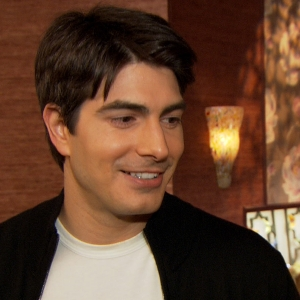 Brandon Routh Dishes On Fifth Wedding Anniversary & Baby Son Leo