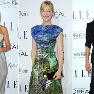 The Stars Shine At ELLE's 19th Annual Women In Hollywood Celebration