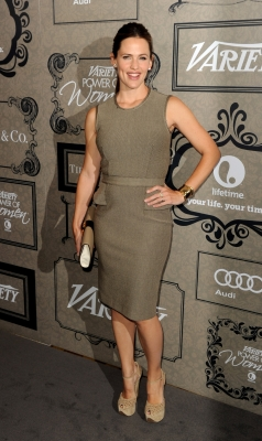 Jennifer Garner arrives at Variety&#8217;s Power of Women presented by Lifetime at the Beverly Wilshire Hotel on October 5, 2012 in Beverly Hills, Calif.